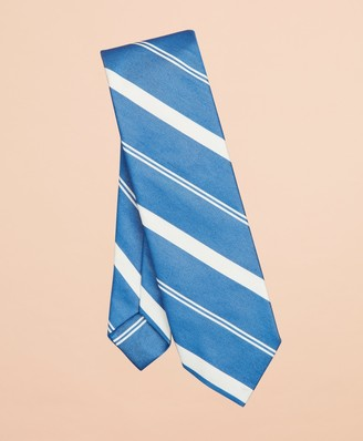 Brooks Brothers Awning Stripe Cotton-Silk Tie