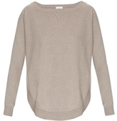 Brunello Cucinelli Boat-neck cashmere sweater
