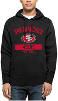 '47 Men's San Francisco 49ers Gym Issued Hoodie