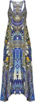 Camilla Seeing Stars-print silk crepe de Chine dress