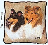 Dickens & Smyth Collie Lap Square 1160-LS by pure country