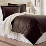 Serta Faux Micro Mink Sherpa 3-pc. Comforter Set