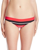 Seafolly Women's Walk the Line Walk the Line Hipster Bikini Bottom