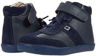 Old Soles The Cape (Toddler/Little Kid) (Navy/Navy Suede) Boy's Shoes