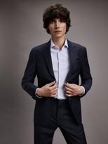 Tommy Hilfiger Essentials Slim Fit Pure Wool Blazer