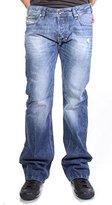 Diesel Men's Zatiny Slim Micro-Bootcut Jean 0UB89