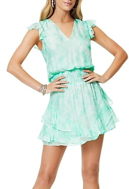 Ramy Brook Simone Tie Dyed Dress