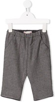 Bonpoint houndstooth trousers
