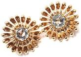 Tiffany & Co. 14K Rose Gold Aquamarine Large Earrings