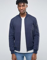 ONLY & SONS Soft Touch Bomber Jacket