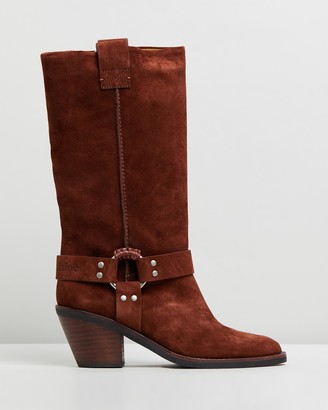 See by Chloe Western Boots
