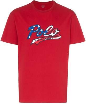 Polo Ralph Lauren logo printed T-shirt