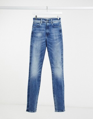 G Star G-Star Kafey ultra high skinny jean