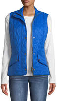 Barbour Flyweight Cavalry Washed Vest