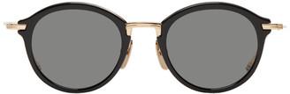 Thom Browne Black TBS908 Sunglasses