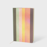 Paul Smith 'Artist Stripe' Notebook