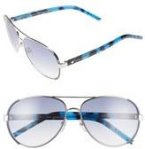 Marc Jacobs 60mm Oversize Aviator Sunglasses