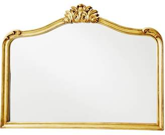 Pottery Barn Teen Ornate Filigree Mirrors, 24&quotx32&quot, Brass