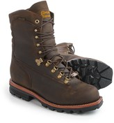 """Chippewa Arctic Rugged Leather Work Boots - Waterproof, Insulated, 9"""" (For Men)"""