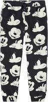 Little Eleven Paris Mickey Mouse tracksuit pants