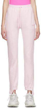 Vetements Pink Cut-Up Lounge Pants