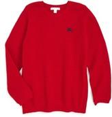 Burberry Boy's Eddy Sweater