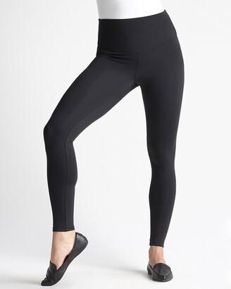 Soma Intimates Rachel Cotton Stretch Shaping Leggings