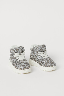 H&M Glittery Sneakers