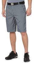 Puma Tech GT Plaid Golf Shorts