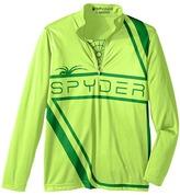 Spyder Bugcentric Dry W.E.B. T-Neck (Little Kids/Big Kids)