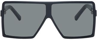 Saint Laurent Black SL 183 Betty Sunglasses