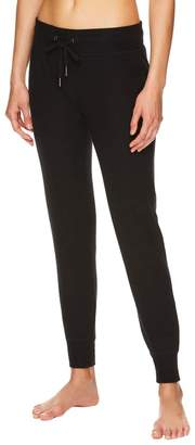 Gaiam Women's Sweatpants BLACK - Black Skinny Elle Joggers - Women