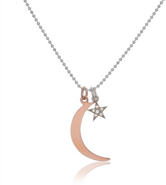 Harry Rocks Moon & Star Necklace