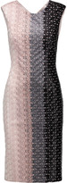 Missoni Beaded crochet-knit dress