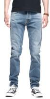 Nudie Jeans Men's Fearless Freddie Slim Straight Leg Jeans
