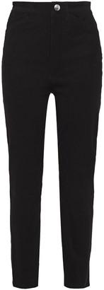 Sprwmn Suede Slim-leg Pants