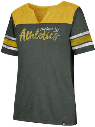 '47 Women's Oakland Athletics Match Tee