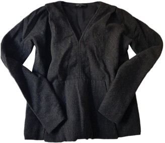 Marc Jacobs Anthracite Wool Top for Women
