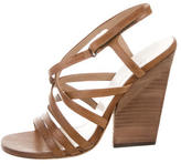 Marsèll Leather Multistrap Sandals w/ Tags