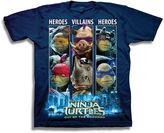 Novelty T-Shirts Teenage Mutant Ninja Turtles Graphic Tee - Boys 8-20