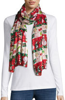 MIXIT Mixit Holiday Scarf