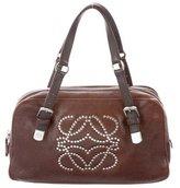 Loewe Embellished Handle Bag