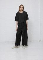 Ashley Rowe black tee shirt