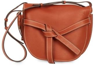Loewe Large Gate Leather Saddle Bag