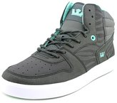 Supra Sphinx Mens US Size 12 Gray Leather Skate Shoes UK 11 EU 46