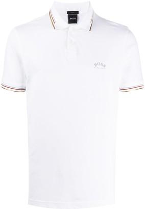 BOSS Short Sleeved Polo Shirt