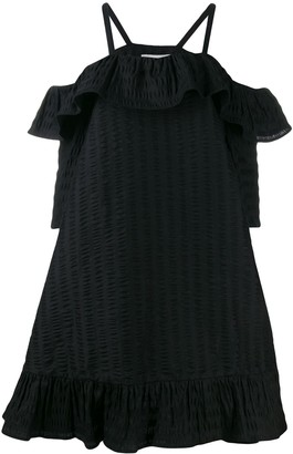 Henrik Vibskov Floss ruffled trim dress