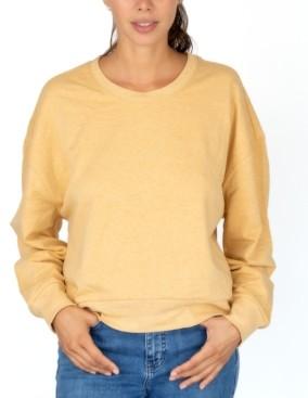 Rebellious One Juniors' Crewneck Sweatshirt
