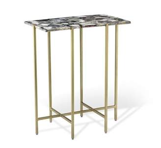 Interlude Leonie End Table