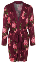 George Floral Print Wrap Dressing Gown